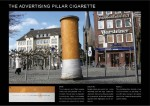 """Pillar Cigarette"""