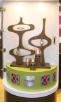 """Jewelery Shop Display Stand"""