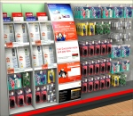 """Virtual Visual Merchandising of Cell Phones"""